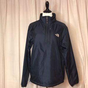 Northface Navy Pullover Jacket